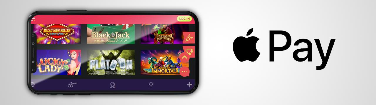 Valtava valikoima uhkapelejä suomalaisille Apple Pay -kasinolla