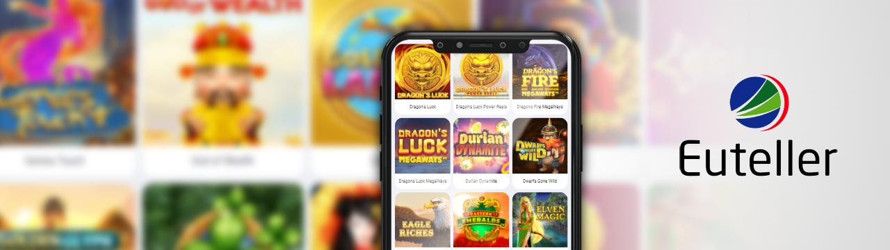 Parhaat rahapelit suomalaisille Euteller-kasinolla