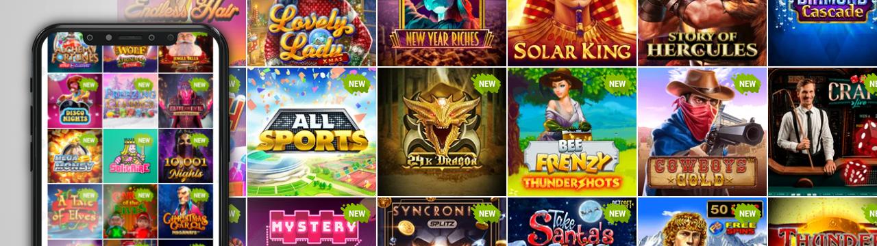 Parhaat online-kasinopelitarjoukset suomalaisille pelaajille