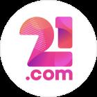 21.com Kasino-logo