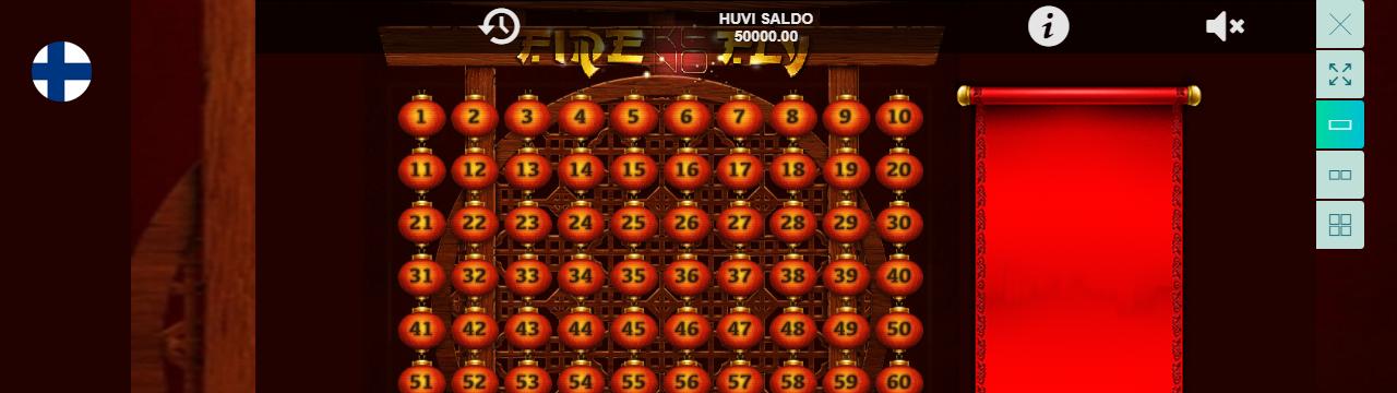 Pelaa kenoa online-kasinoilla Suomessa