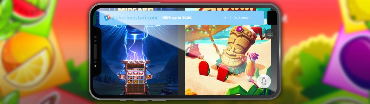 Paras online-kasinokokemus mobiililaitteilla