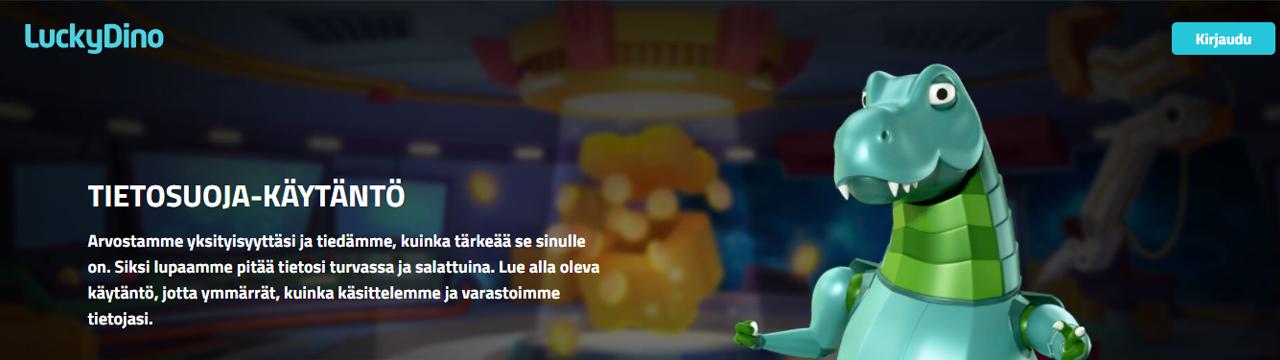 Turvallinen kasino suomalaisille