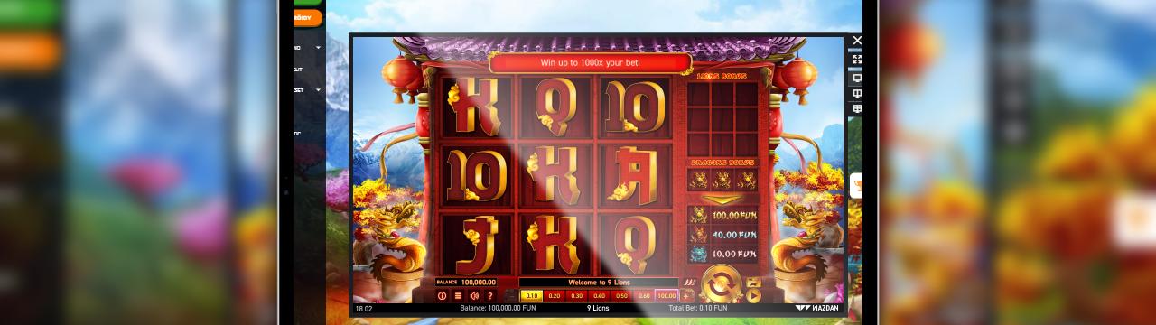 Paras tervetuliaisbonus, jota voidaan käyttää peliautomaateissa